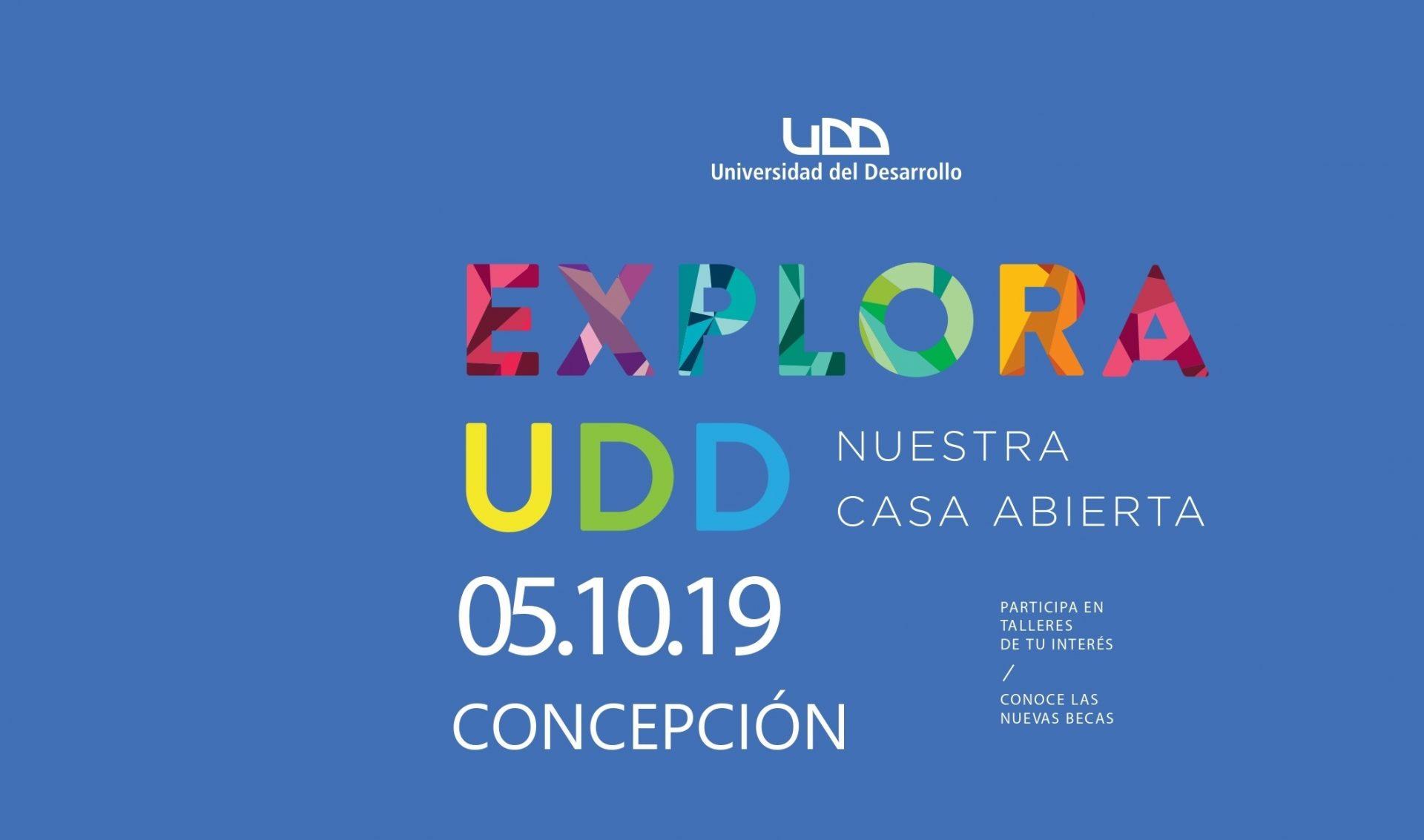 Explora UDD Concepción